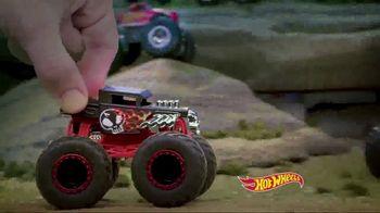 Hot Wheels Monster Trucks TV Spot, 'Go Big' - Thumbnail 3