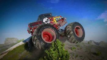Hot Wheels Monster Trucks TV Spot, 'Go Big' - Thumbnail 8