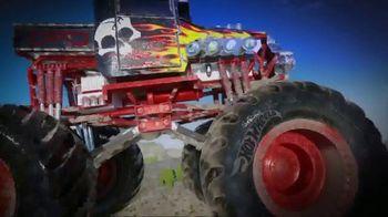 Hot Wheels Monster Trucks TV Spot, 'Go Big' - Thumbnail 9