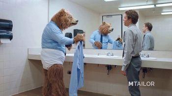 MTailor TV Spot, 'Business Bear Gets Custom Clothes' - Thumbnail 7