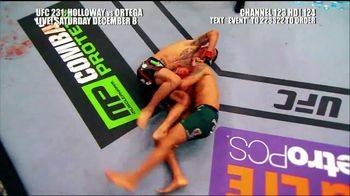DIRECTV TV Spot, 'UFC 231: Holloway vs. Ortega' - Thumbnail 4