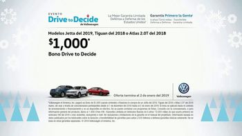 Volkswagen Evento Drive to Decide TV Spot, 'Te mostrará cómo se siente' [Spanish] [T2] - Thumbnail 8