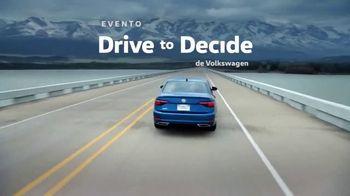 Volkswagen Evento Drive to Decide TV Spot, 'Te mostrará cómo se siente' [Spanish] [T2] - Thumbnail 5