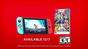 Nintendo Switch TV Spot, 'Hangout: Super Smash Bros. Ultimate' - Thumbnail 7