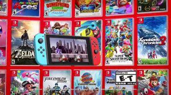 Nintendo Switch TV Spot, 'Hangout: Super Smash Bros. Ultimate' - Thumbnail 6
