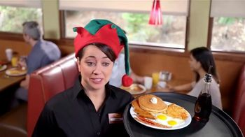 Denny's Super Slam TV Spot, 'Feed Your Holiday Hunger' - Thumbnail 4