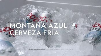 Coors Light TV Spot, 'Party Cooler' [Spanish] - Thumbnail 5
