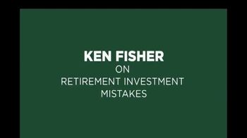 Fisher Investments TV Spot, \'Ken Fisher on Retirement Investment Mistakes\'