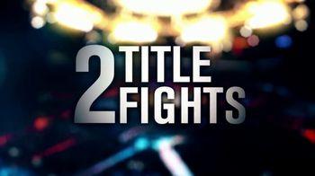 DIRECTV TV Spot, 'UFC 231: Championship Double Header' - Thumbnail 2