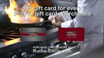 Ruth's Chris Steak House TV Spot, 'Perfect Night Out'