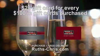 Ruth's Chris Steak House TV Spot, 'Perfect Night Out' - Thumbnail 3