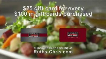 Ruth's Chris Steak House TV Spot, 'Perfect Night Out' - Thumbnail 4
