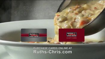 Ruth's Chris Steak House TV Spot, 'Perfect Night Out' - Thumbnail 6