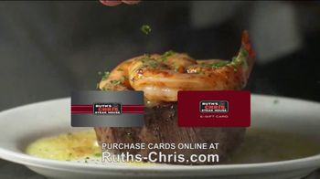 Ruth's Chris Steak House TV Spot, 'Perfect Night Out' - Thumbnail 7