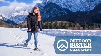 Outdoor Buster Sales Event: Winter Outerwear & Ice Fishing Gear thumbnail