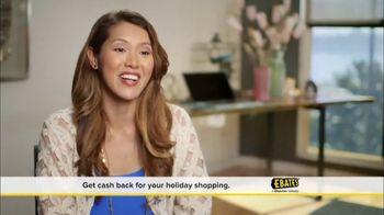 Ebates TV Spot, 'Holiday Shopping: $10 Bonus' - Thumbnail 6