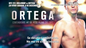 DIRECTV TV Spot, 'UFC 231: Holloway vs. Ortega' [Spanish] - Thumbnail 7