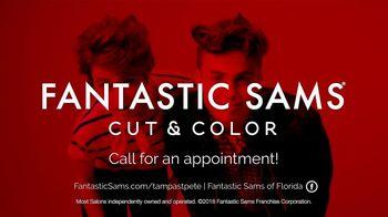 Fantastic Sams Cut & Color TV Spot, 'Real Festive' - Thumbnail 10