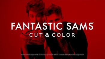Fantastic Sams Cut & Color TV Spot, 'Real Festive' - Thumbnail 9