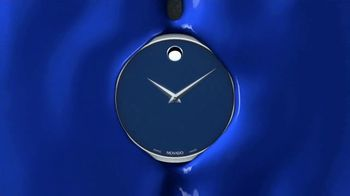 Movado TV Spot, 'Don't Let Numbers Define You: Blue' Song by Foreign Air - Thumbnail 2