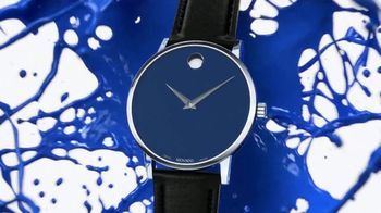 Movado TV Spot, 'Don't Let Numbers Define You: Blue' Song by Foreign Air