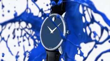 Movado TV Spot, 'Don't Let Numbers Define You: Blue' Song by Foreign Air - Thumbnail 8