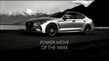 Genesis TV Spot, 'Power Move of the Week: Game-Winning Kick' [T1] - Thumbnail 1