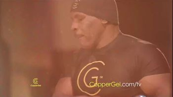 CopperGel TV Spot, 'Powerful Properties of Copper' Featuring Mike Tyson, Urijah Faber, Brian Shaw