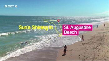 Visit Florida TV Spot, 'Sun's Shining'