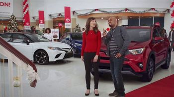 Toyota Toyotathon TV Spot, 'Magical Time of the Year' [T1] - Thumbnail 8