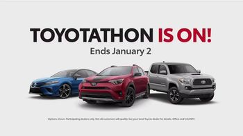 Toyota Toyotathon TV Spot, 'Magical Time of the Year' [T1] - Thumbnail 6