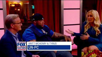 Fox Nation TV Spot, 'Speak Freely' Featuring Britt McHenry, Tyrus