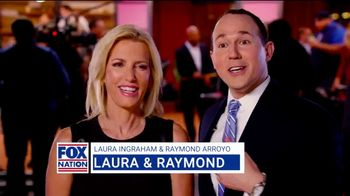 Fox Nation TV Spot, 'Join Now' Featuring Laura Ingram, Raymond Arroyo - 9 commercial airings
