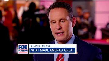Fox Nation TV Spot, 'Along the Way' Featuring Brian Kilmeade