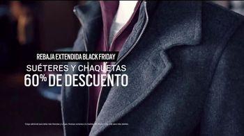 Men's Wearhouse Rebaja Extendida Black Friday TV Spot, 'Aquí para ayudarte' [Spanish] - Thumbnail 3