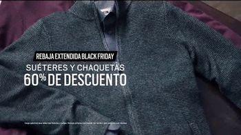 Men's Wearhouse Rebaja Extendida Black Friday TV Spot, 'Aquí para ayudarte' [Spanish] - Thumbnail 4