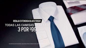 Men's Wearhouse Rebaja Extendida Black Friday TV Spot, 'Aquí para ayudarte' [Spanish] - Thumbnail 5