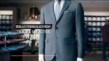 Men's Wearhouse Rebaja Extendida Black Friday TV Spot, 'Aquí para ayudarte' [Spanish] - Thumbnail 6