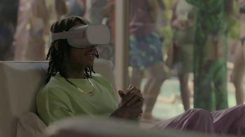 Oculus Go TV Spot, 'Wiz Watches Penguins' Featuring Wiz Khalifa - 107 commercial airings