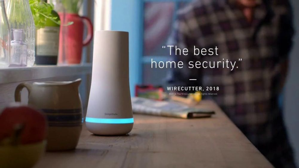 SimpliSafe TV Commercial, 'Home Sweet Home: Holiday Pricing'