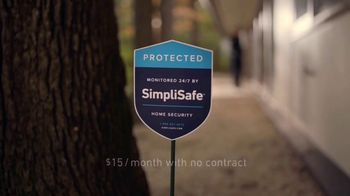SimpliSafe TV Spot, 'Home Sweet Home: Holiday Pricing' - Thumbnail 7