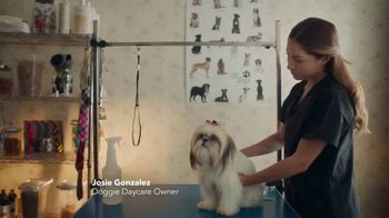 QuickBooks TV Spot, 'Small Business Owners: Backing Josie Gonzalez' Featuring Danny DeVito
