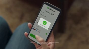 QuickBooks TV Spot, 'Small Business Owners: Backing Josie Gonzalez' Featuring Danny DeVito - Thumbnail 7