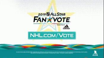 NHL TV Spot, '2019 All-Star Game: Fan Vote' - Thumbnail 9