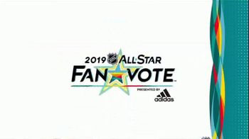 NHL TV Spot, '2019 All-Star Game: Fan Vote' - Thumbnail 3