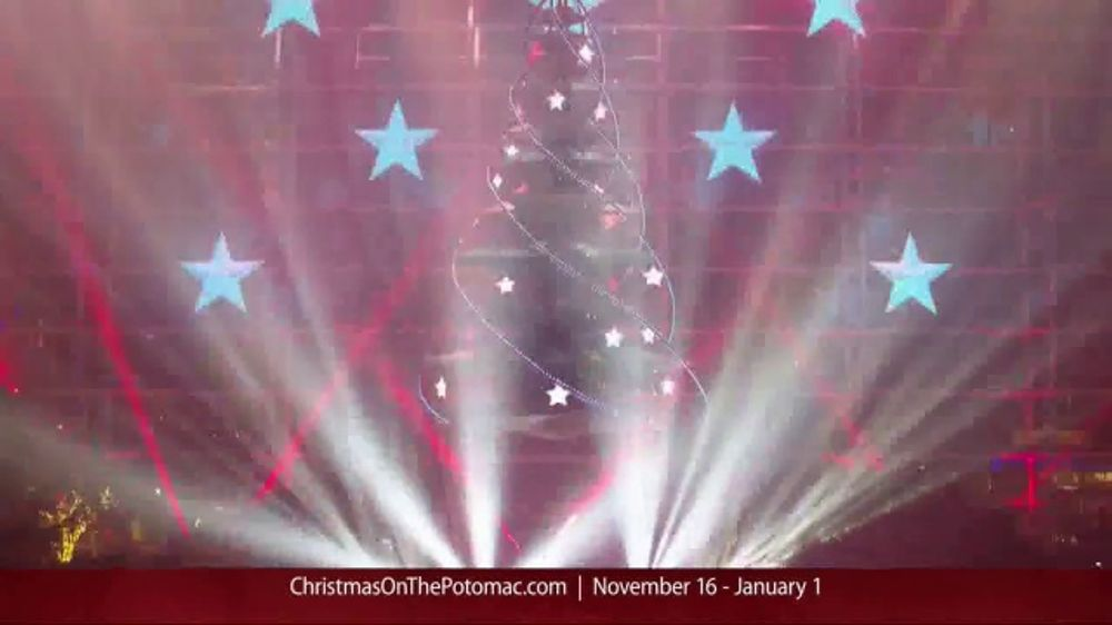 Christmas On The Potomac.Gaylord National S 2018 Christmas On The Potomac Tv Commercial Everything Christmas Video