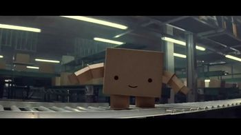 Paper and Packaging Board TV Spot, 'Box's Mission: To Deliver'