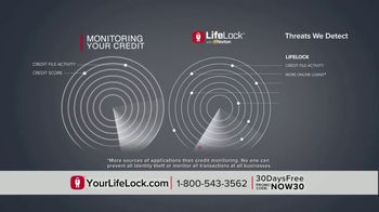 LifeLock TV Spot, 'Vanity DSP1 V1 REV1' - Thumbnail 5