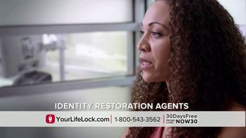 LifeLock TV Spot, 'Vanity DSP1 V1 REV1' - 529 commercial airings