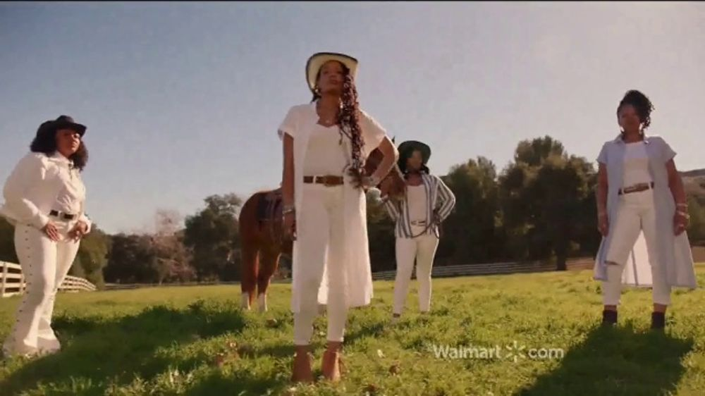 0d24acaf4029 Walmart TV Commercial, 'We Dress America: Anthem' Song by Pharrell Williams  - iSpot.tv